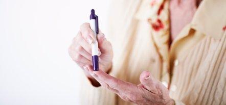 Foto: Consiguen revertir la diabetes tipo 2 y el hígado graso (GETTY//FUSE)