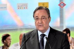 Foto: El juez cita el lunes como testigo a Florentino Pérez por la red 'Púnica' (EUROPA PRESS)