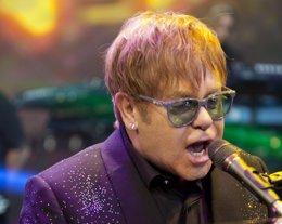 Foto: Elton John ofrecerá en Gijón su único concierto en España en 2015 (DIVERTIA)