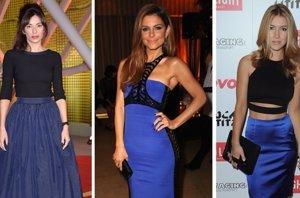 Foto: Ellas lo tienen claro, el vestido azul y negro (EUROPA PRESS)