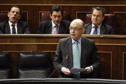 Foto: El Govern espanyol dedica 110.000 milions als comptes autonòmics, el 36% a Catalunya (EUROPA PRESS)