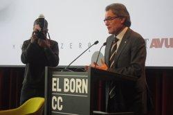 Foto: Artur Mas recorda a Jordi Tardà com un