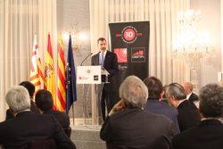 Foto: El Rei elogia Barcelona com referent de l'emprenedoria (AJUNTAMENT DE BARCELONA)