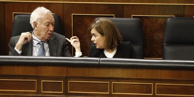 Foto: Margallo acusa a Zapatero de haber perjudicado una negociación para lograr extradiciones de etarras desde Cuba (EUROPA PRESS)