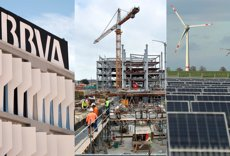 Foto: Banca, construcción o energías renovables, ¿en qué sector invertir? (GETTY / MF)