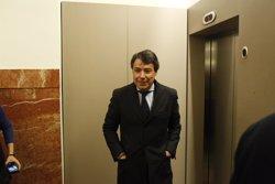 Foto: González reafirma la seva disposició a ser candidat davant dels