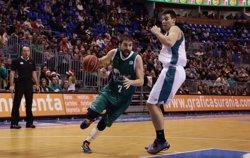 Foto: Vasileiadis (Unicaja), baixa entre quatre i sis setmanes (ACB MEDIA)