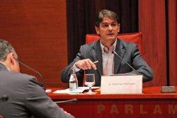 Foto: Oriol Pujol reitera que no es va lucrar de deslocalitzacions i que la seva dona va cobrar per la seva pròpia feina (PARLAMENT)
