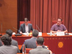 Foto: Camacho compareixerà a la comissió sobre el frau, segons David Fernández (EUROPA PRESS)
