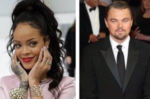 Foto: Rihanna y DiCaprio...¡Pillados! (EUROPA PRESS)