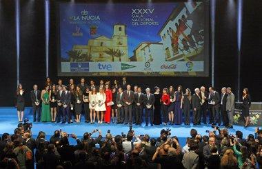 Foto: El Real Madrid, Marc Márquez y Mireia Belmonte, entre los premiados por la AEPD (FITO GONZALEZ)