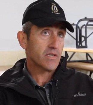 Foto: El entrenador militar de 'Los Nuestros' habla maravillas de sus protagonistas (TWITTER)