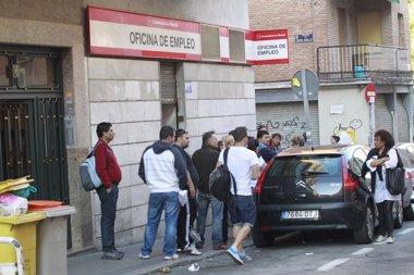 Foto: El paro baja en 427 personas en febrero en Murcia (EUROPA PRESS)