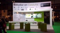 Foto: La universitats catalanes participen al Saló Internacional Aula de Madrid (GENCAT)