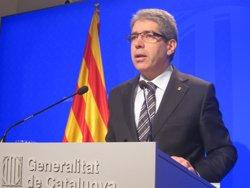 Foto: La Generalitat atorga la Medalla d'Or a Espinàs, Joan Rodés i Neus Català (EUROPA PRESS)