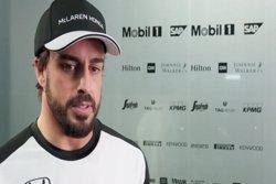 Foto: McLaren confirma que Fernando Alonso no correrà el Gran Premi d'Austràlia (EUROPAPRESS)