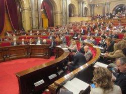 Foto: El Parlament aprovarà els Pressupostos una vegada adaptades les estructures d'Estat al CGE (EUROPA PRESS)