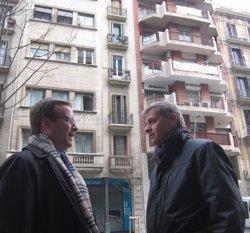 Foto: El PP retreu a Trias que Can Vies impedeixi acabar el calaix de les vies de Sants (EUROPA PRESS)