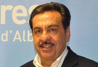 Foto: Martínez, procesado por la depuradora de Borriol, no repetirá como candidato en Vall d'Alba (PP)