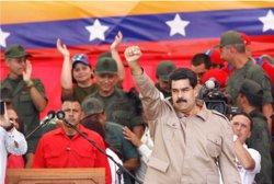 Foto: Maduro diu que els plans colpistes vénen dels EUA i demana a Obama que rectifiqui (ARCHIVO)