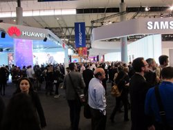Foto: MWC.- Barcelona presenta una hackathon internacional de solucions mòbils per a smart cities (EUROPA PRESS)