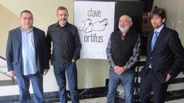 Foto: La vida de Ortifus en un cuarto de hora (EUROPA PRESS)