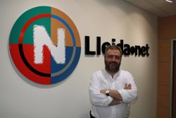 Foto: MWC.- Lleida.net calcula que el Mobile li reporta el 40% de la seva facturació (LLEIDA.NET)