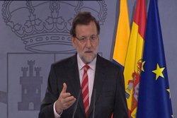 Foto: El Consell de Ministres autoritza divendres Rajoy a recórrer la llei catalana d'acció exterior (EUROPAPRESS)