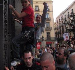 Foto: ICV-EUiA demana suspendre el ple de Nou Barris sobre pobresa (EUROPA PRESS)