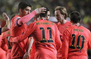 Foto: Un eficaz Barça alcanza la final de Copa (REUTERS)