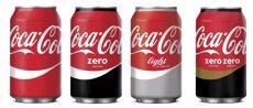 Foto: Coca-Cola llança l'estratègia de 'marca única' i tenyeix de vermell tots els seus envasos (EUROPA PRESS)