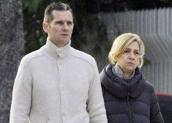 Foto: Urdangarin.- Hisenda recorre l'acte que nega al Duc obtenir un 3% de la venda de Pedralbes (EUROPA PRESS)