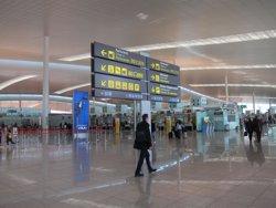 Foto: MWC.- L'Aeroport de Barcelona ha operat 381 vols privats durant el MWC (EUROPA PRESS)