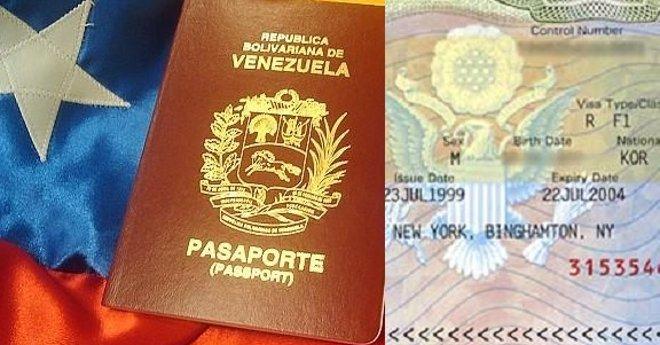 Foto: Venezuela implanta un visado de 27 euros para turistas americanos (FACEBOOK/FOTOMONTAJE)