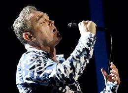 Foto: Morrissey actuará en Barcelona el 29 de abril (KEVIN WINTER)