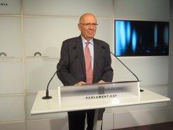 Foto: AMP.- El Pacte pel Dret a Decidir acaba sense acord sobre el caràcter plebiscitari del 27S (EUROPA PRESS)