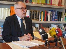 Foto: El TC anul·la diversos articles de la llei del Síndic de Greuges per envair competències (EUROPA PRESS)