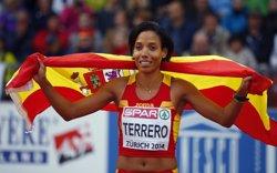 Foto: Torrijos passa a la final de triple salt amb la sisena marca (REUTERS)