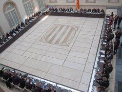 Foto: Eurodiputats catalans portaran