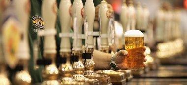 Foto: La cerveza artesanal vuelve a estar de moda (PETER MACDIARMID / GETTY)