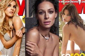 Foto: ¿Qué tres mujeres son las favoritas de los hombres españoles? (REVISTAS )