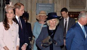 Foto: Carlos de Inglaterra y los Middleton, una guerra abierta in crescendo (CORDON PRESS)