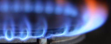 Foto: El gas bajará cerca del 2,5% (REUTERS)
