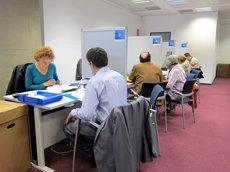 Foto: Cuándo solicitar el borrador y presentar la Declaración de la Renta 2014 (EUROPA PRESS)