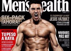 Foto: Jesús Vázquez, un cos espectacular als 49 anys (MEN´S HEALTH)