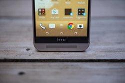 Foto: HTC One E9 incluirá una pantalla 'glossy' (HTC)