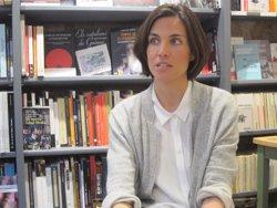 Foto: Verónica Sánchez guanya el IV Premi Carlemany amb les peripècies d'un jove de 17 anys (EUROPA PRESS)