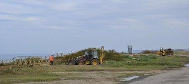Foto: Medio Ambiente modificará  la senda costera (PSOE)