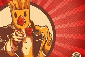 Foto: CHICKEN FRIES