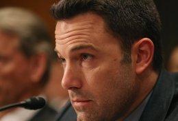 Foto: Ben Affleck invoca a Batman ante el Senado de Estados Unidos (GETTY)